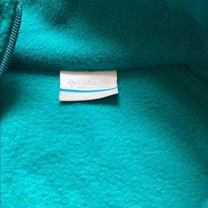 Green Columbia Jacket